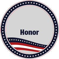 Honor button