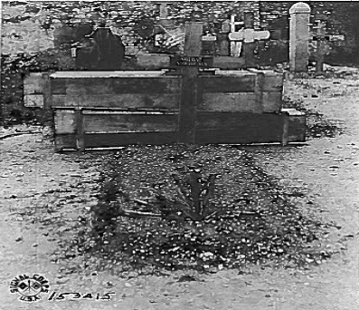 Unidentified grave