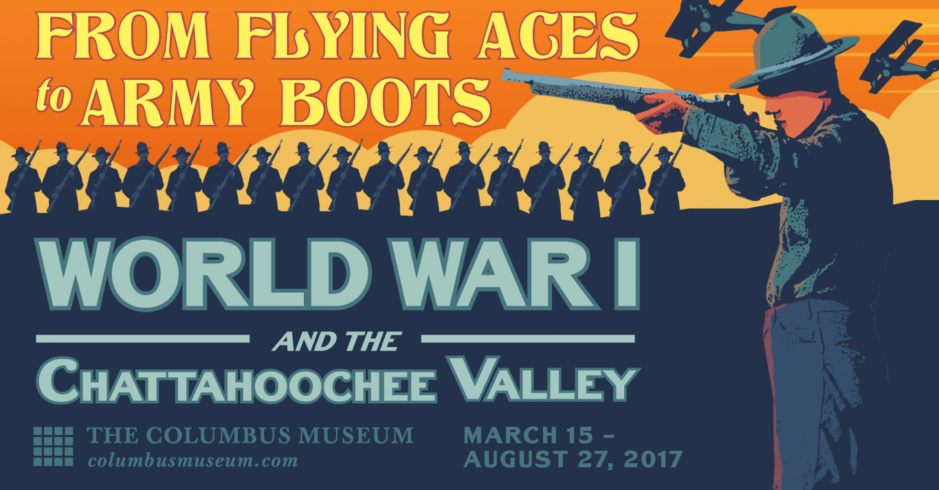 2017 WWI Flying Aces Exhibition Bell Media Ad 1366 x 713