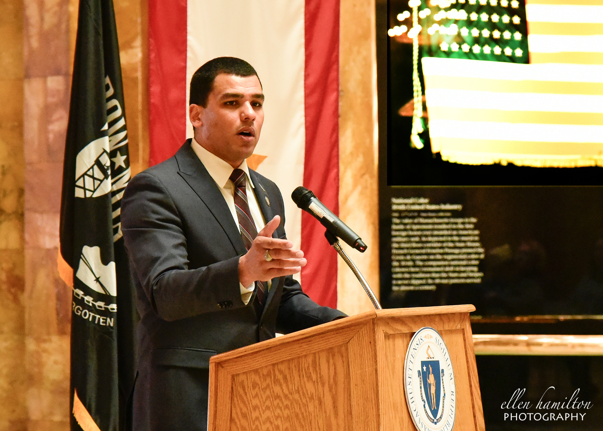 Secretary Francisco Urena