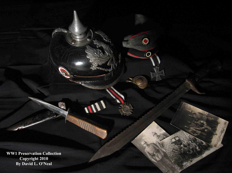 German artifacts