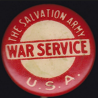 Salvation Army button 200