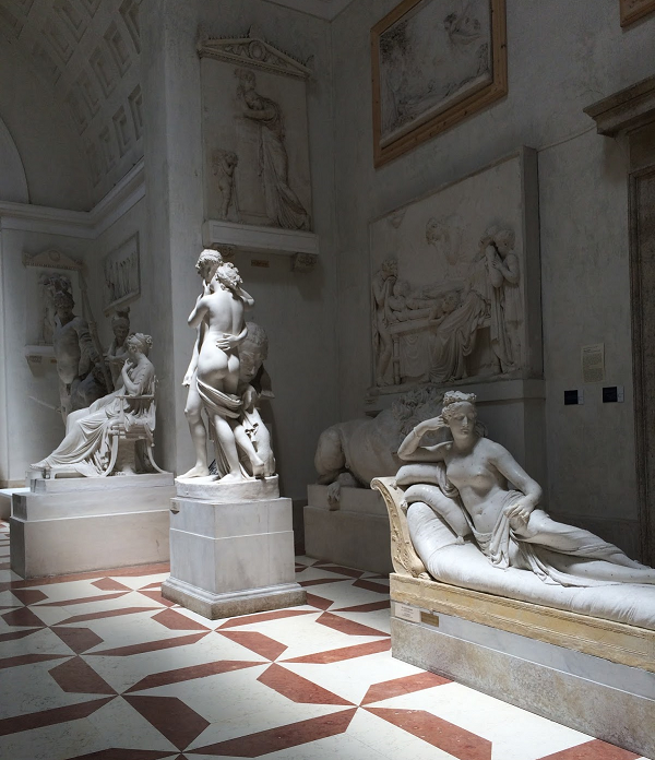 Gipsoteca of Antonio Canova