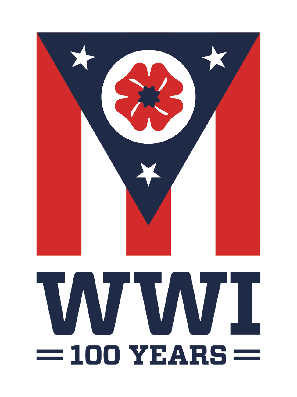 Ohio World War I Centennial Committee logo