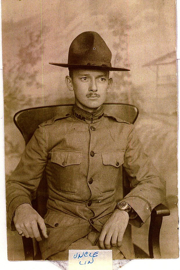 Willis Lincoln Paul 1919 2d Lt