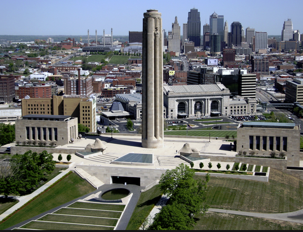 National World War One Museum at Liberty Memorial