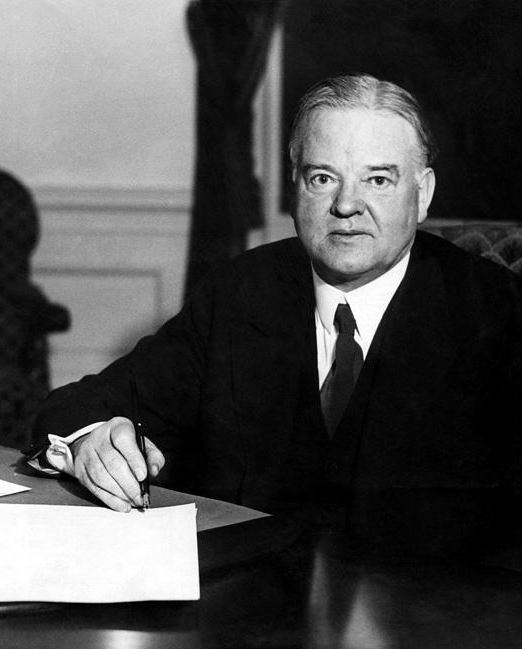 president-herbert-hoover-signs-bill