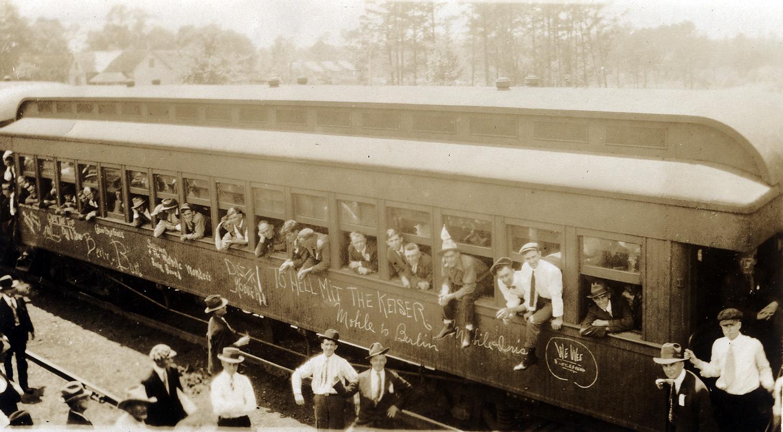 Alabama In WWI - World War I Centennial