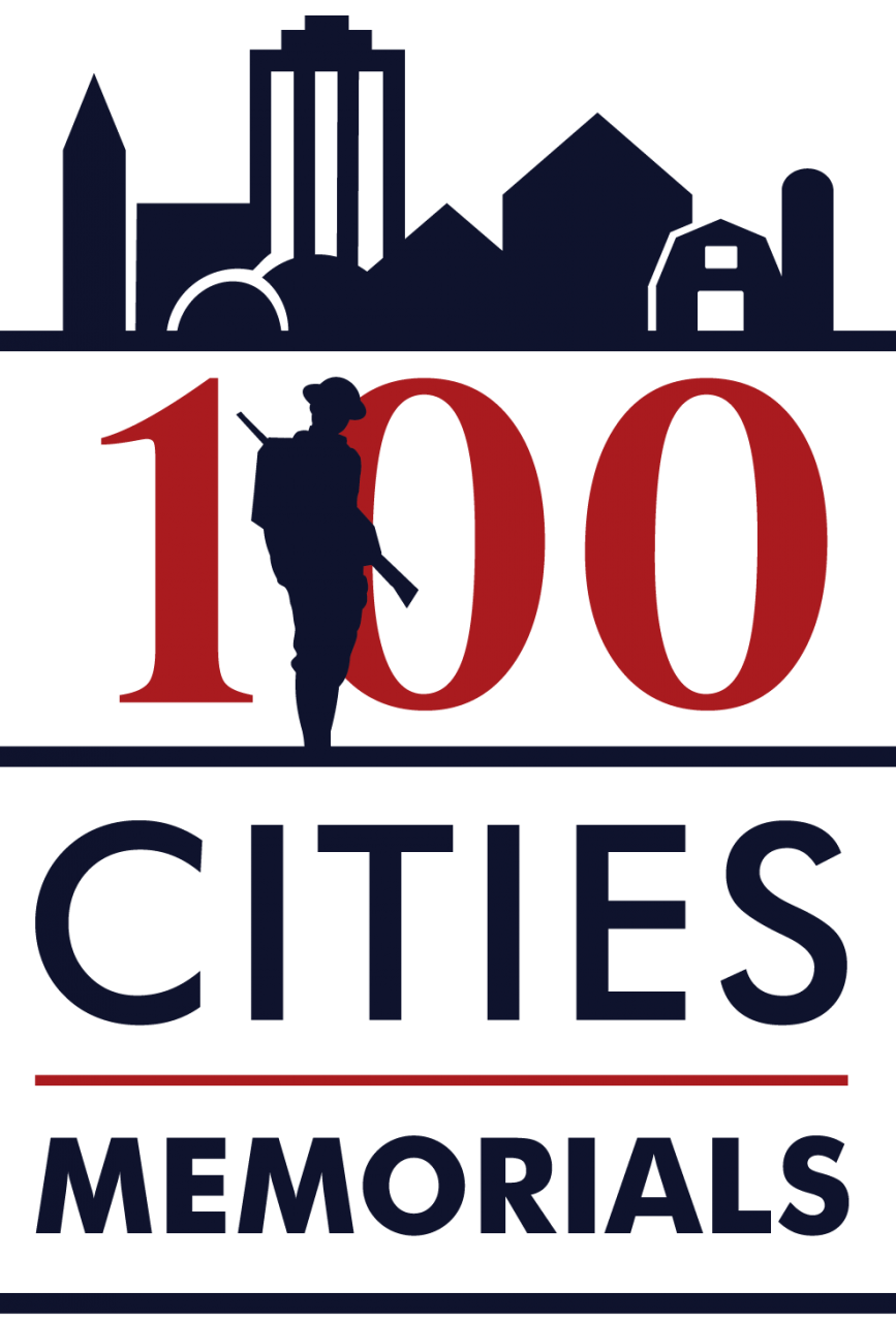 100 Cities / 100 Memorials program launches in June 2016