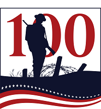 World War One Centennial Commission logo 200X200