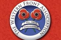 Western Front Association Badge