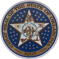 200px seal of oklahoma