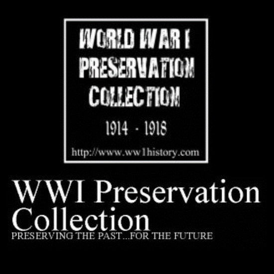 WW1 Preservation Collection square logo
