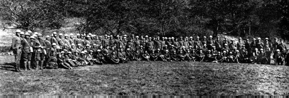 Finding the lost battalion home world war i centennial lostbattalion publicscrutiny Images