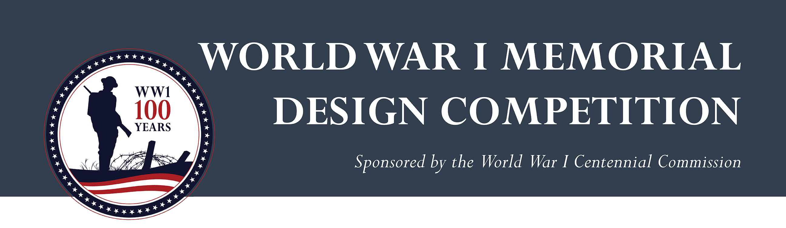 memorial design competition header