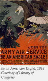 Join the Army Air Service LoCCaption