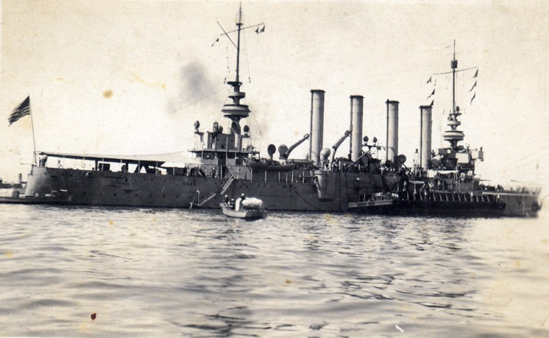 USS Charleston WWI