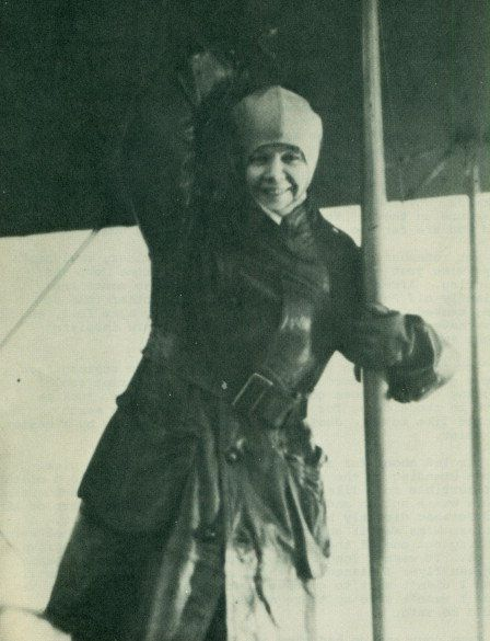 Lela Leibrand courtesy of Women Marines Association blog