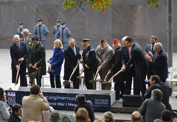 WWI Monument groundbreaking TVCNews