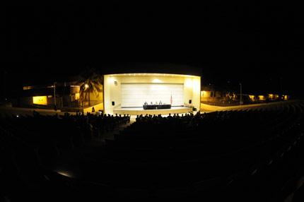theater of war at guantanamo bay