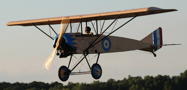 1915 Morane Saulnier L Parasol fighter