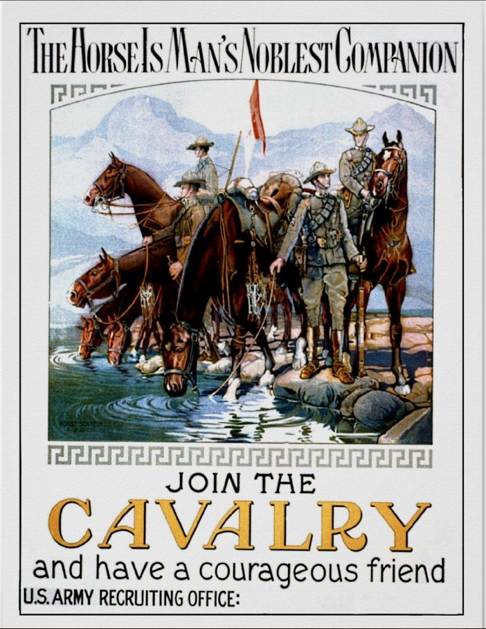 Join the Cavalry