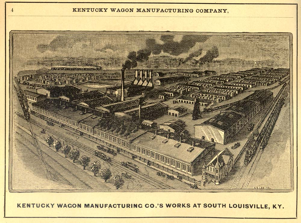 kentucky wagon mfg co ad