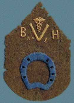 GK base vet hospital 2 patch from Perri Harpers grandfather