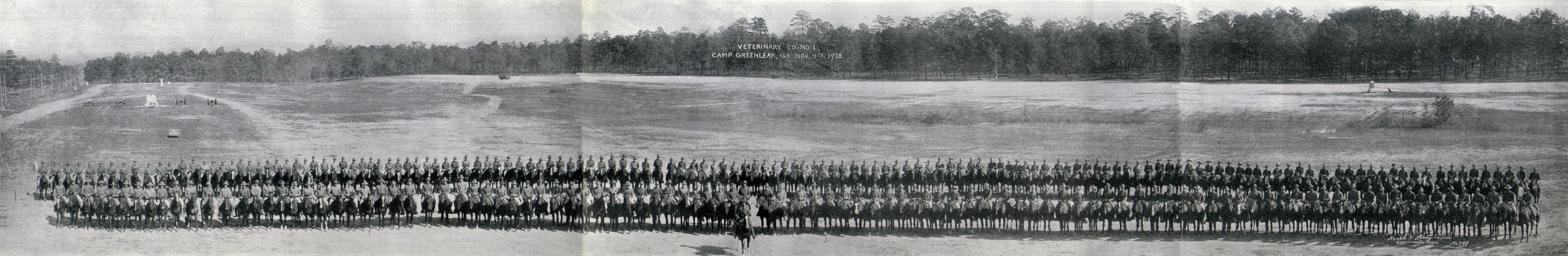 GK veterinarycomounted1918
