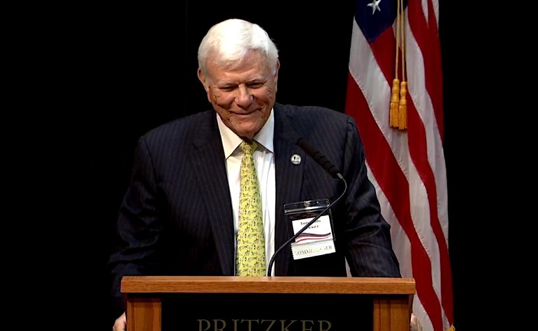 terry hamby at pritzker oct2018