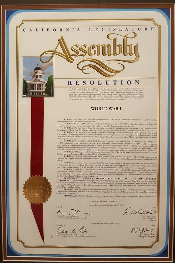assembly concurrent resolution 114 result