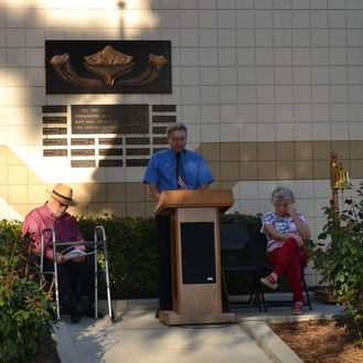 keynote speaker bill betten at 2017 montclair memorial day event result