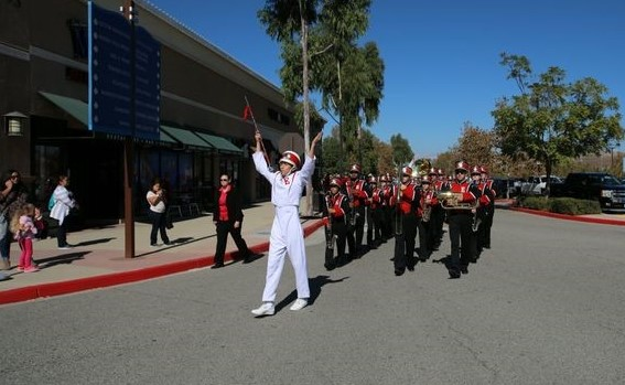 elsinore high band