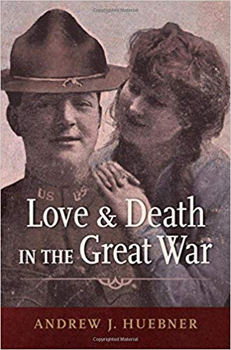 love and death in the great war jacketcover