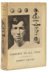 History Between Humor and Tragedy: Musings on Robert Graves' Memoir, Goodbye to All That