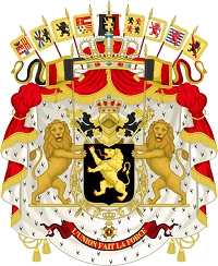 Great coat of arms of Belgium 200
