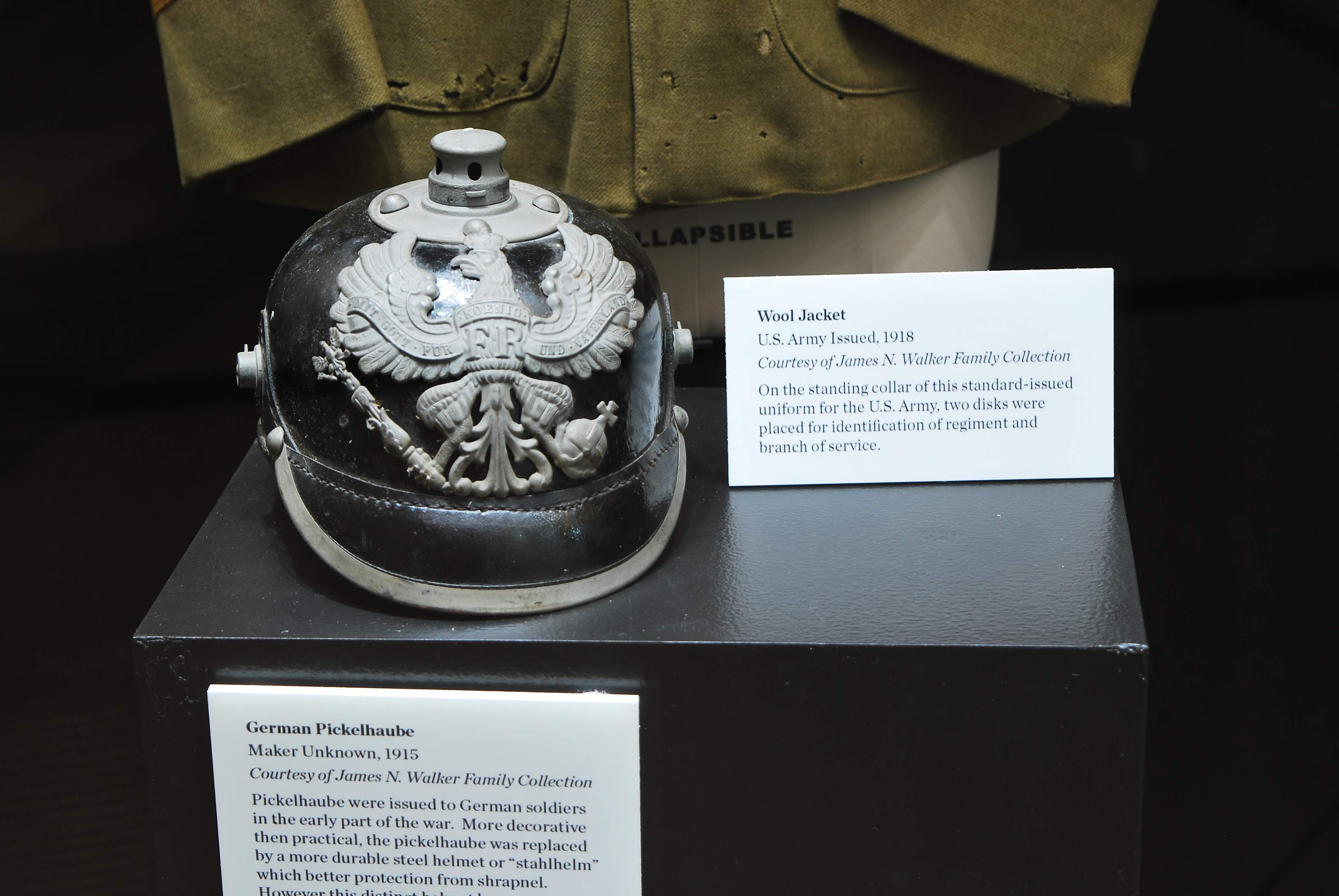 Picture of German Picklehaube helmet
