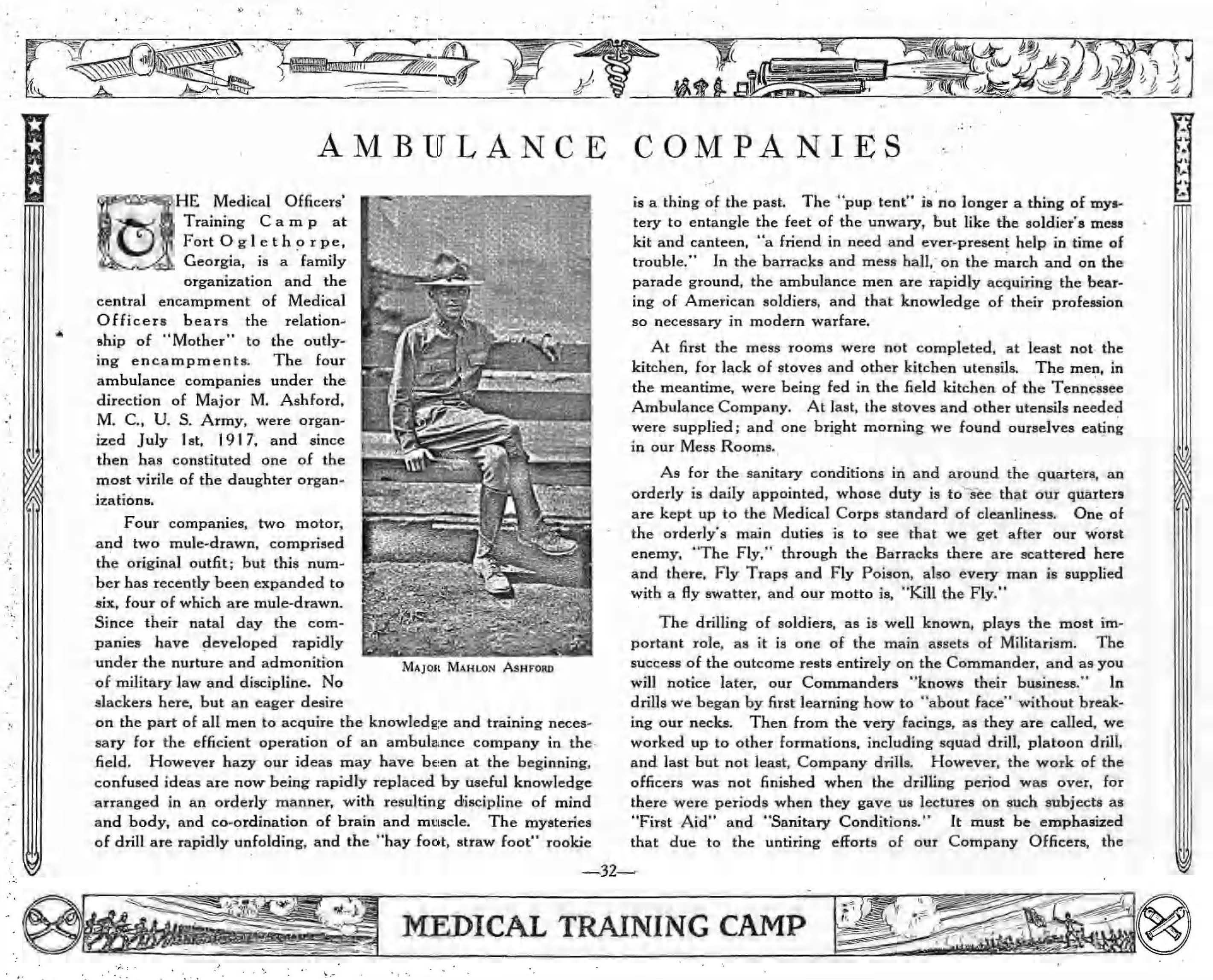 Medical Training Camp pages 32 37