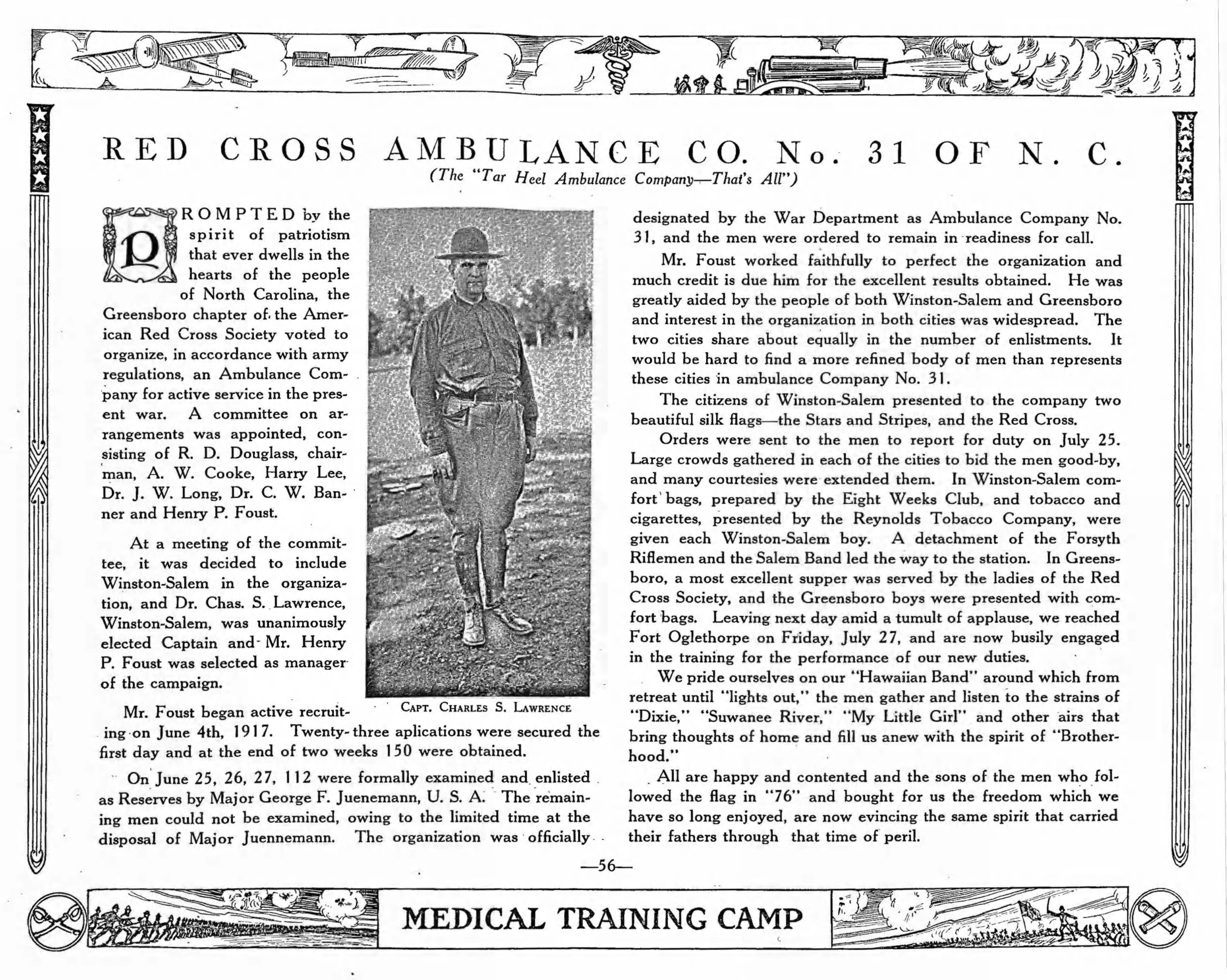 Medical Training Camp pages 56 68