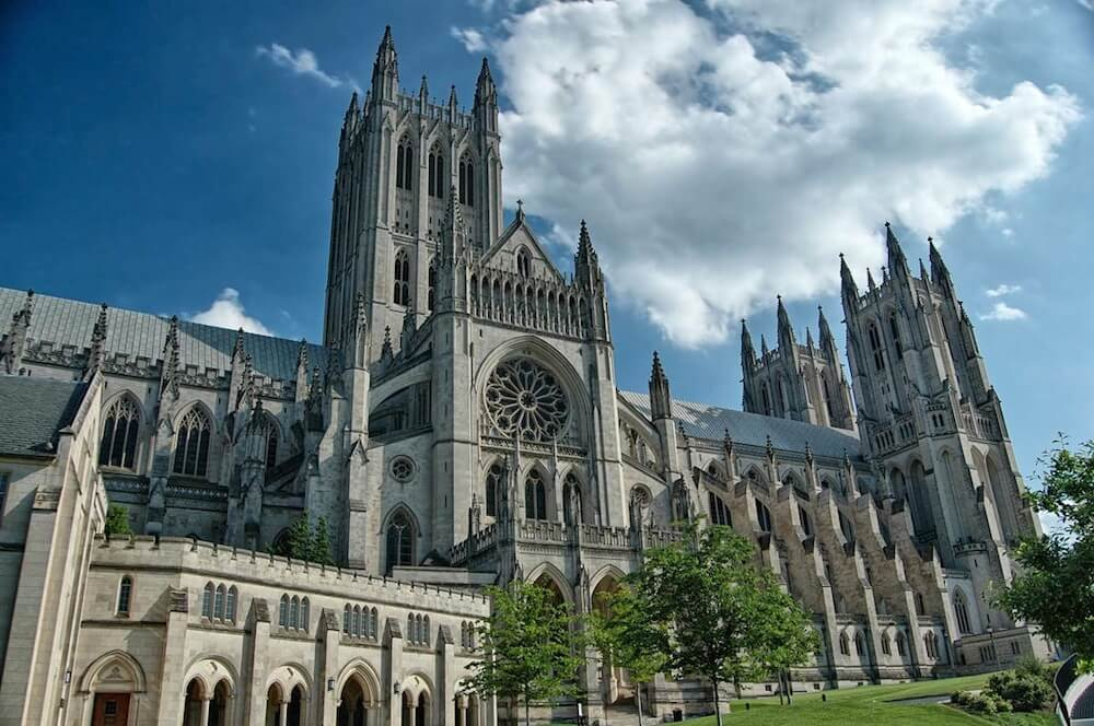 national cathedral exterior credit flickr user photophiend