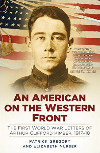 An American on the Western Front cover
