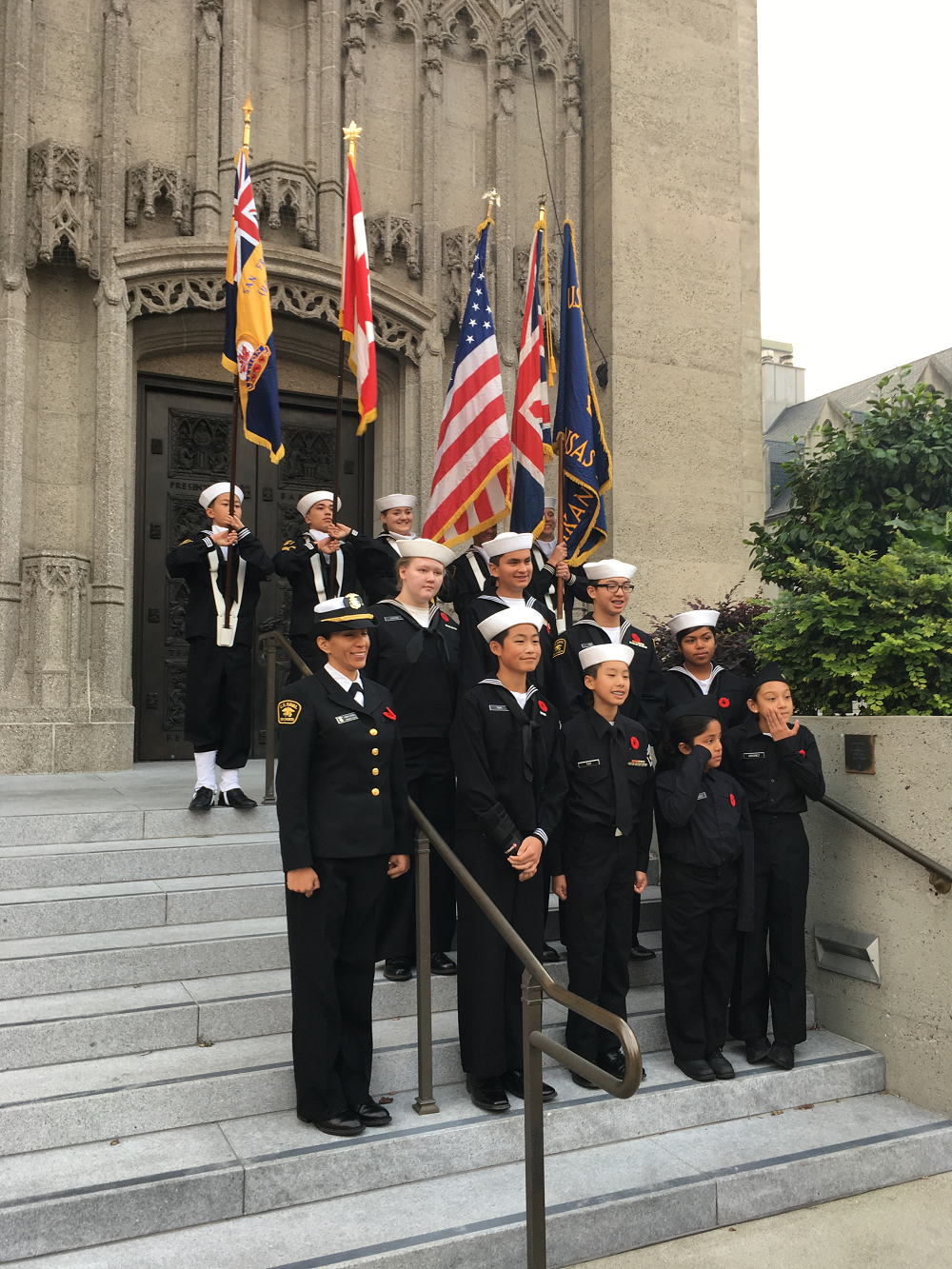 arkansas sea cadets 1000