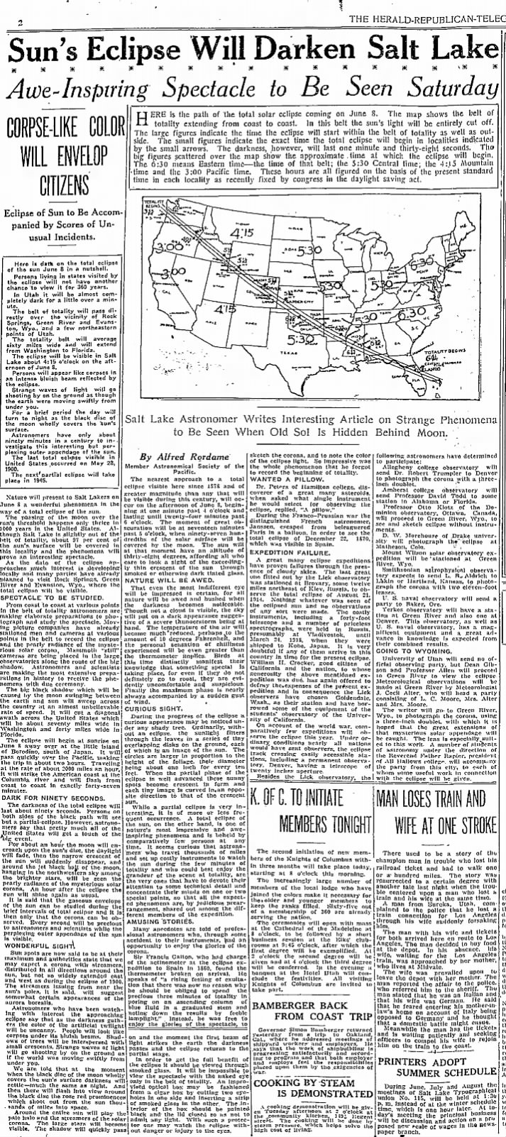 The Salt Lake Herald Republican Telegram 02 June 1918