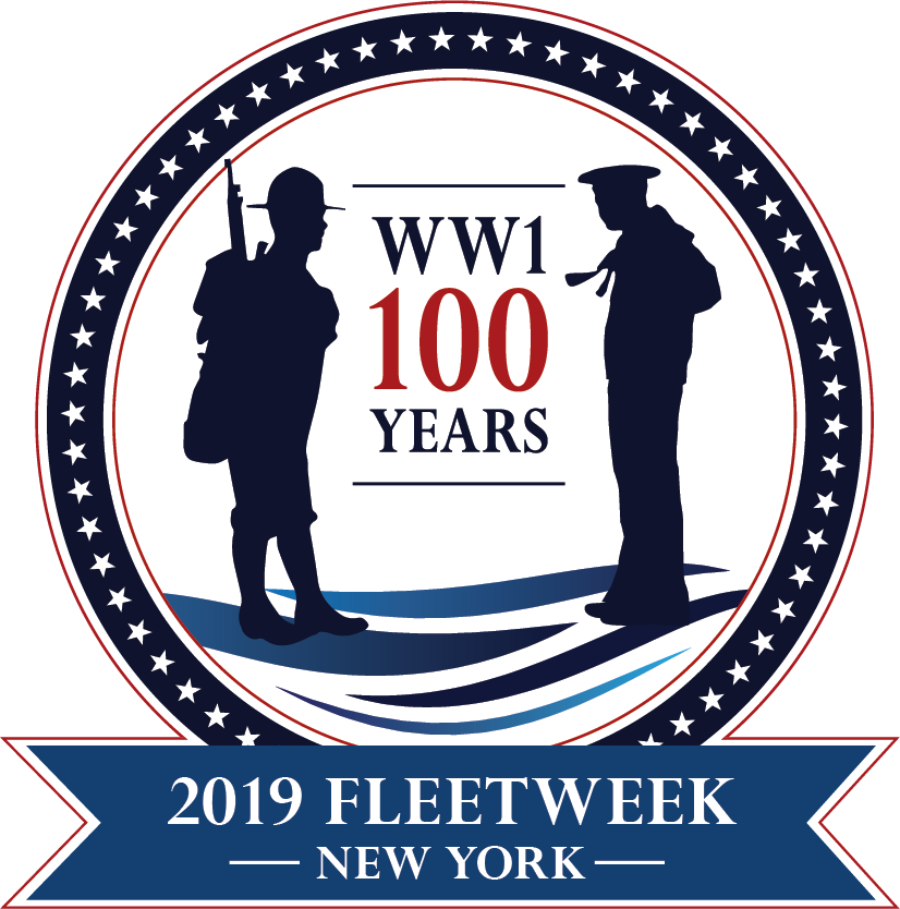 Commission Fleet Week Logo