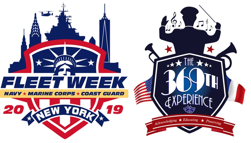 Fleet Week 369th Logos