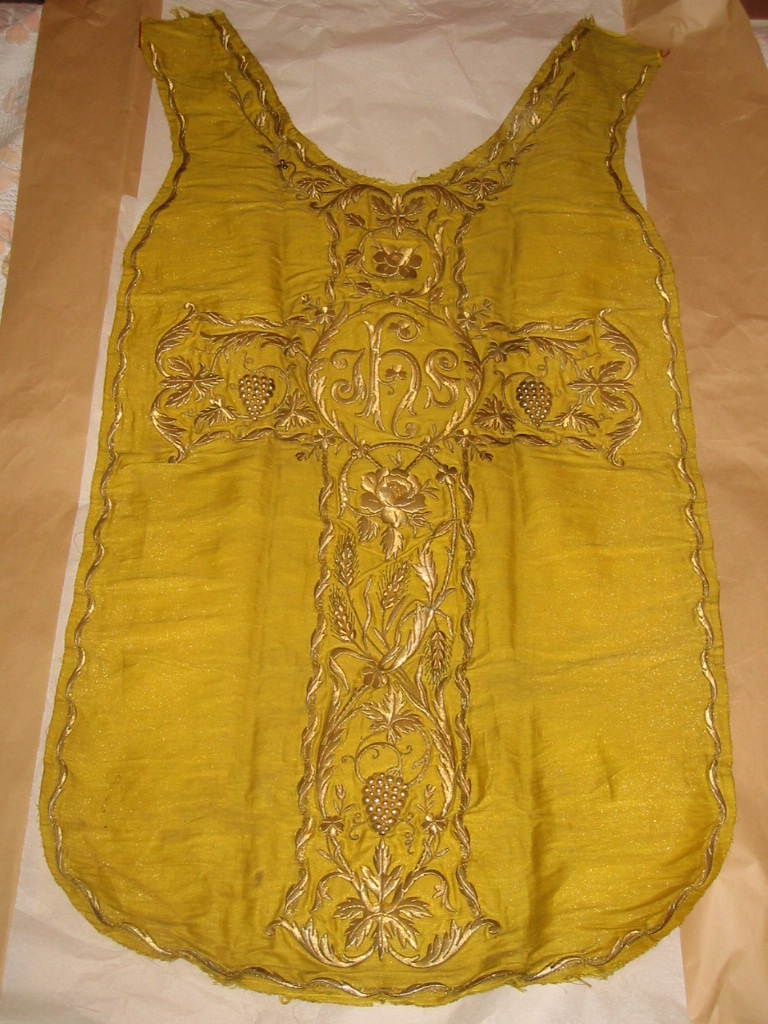 The Chasuble Only