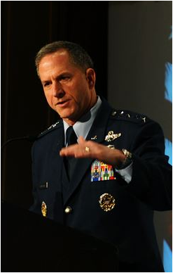 General David Goldfein Vice Chief of Staff of the United States Air Force