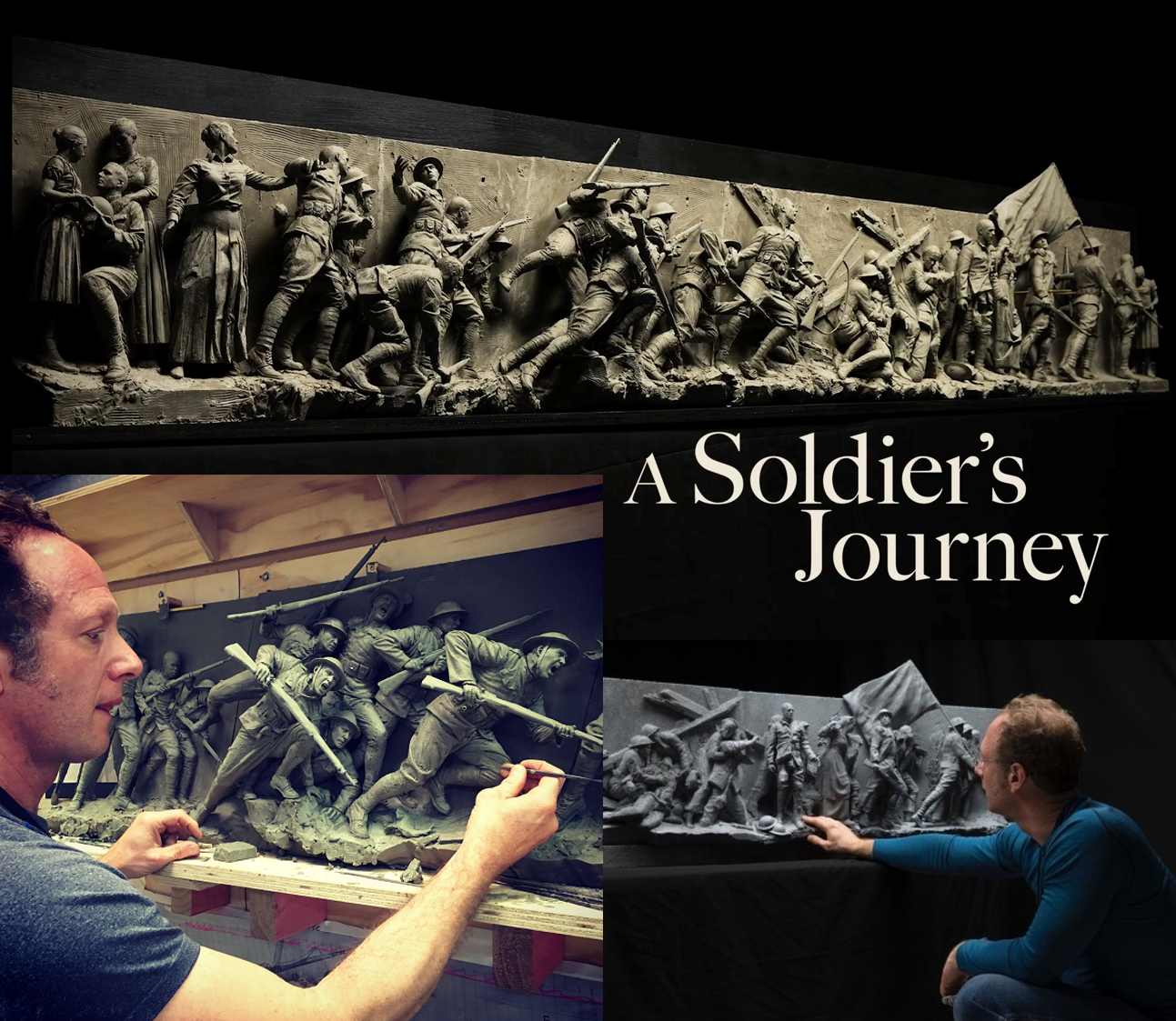 Soldiers Journey group