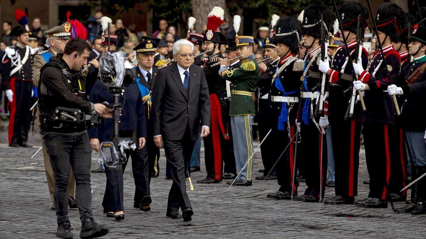 Italian observance for Armistice Day's 100th anniversary ...