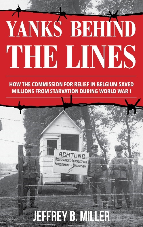 Yanks Behind the Lines cover